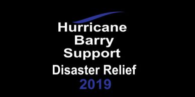 Hurricane Barry Donate To Disaster Relief