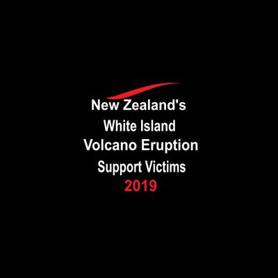 Support Victims of New Zealand's Volcano Eruptions