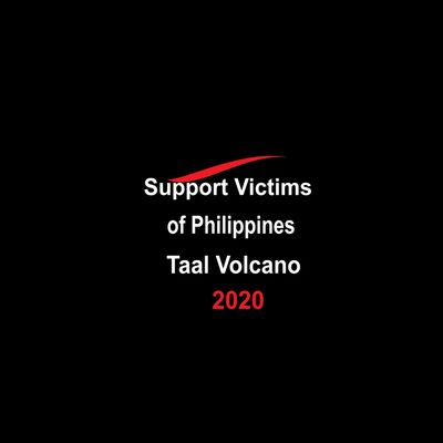 Support Manila Victims of Philippines Taal Volcano
