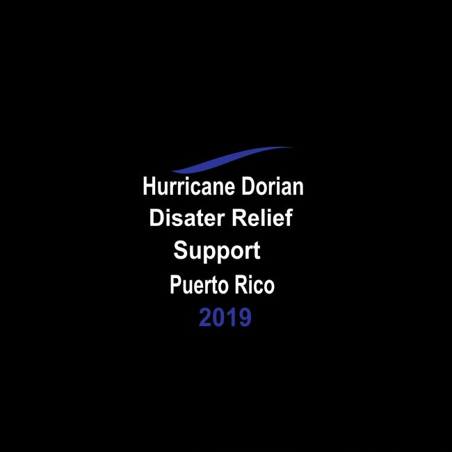 Hurricane Dorian Puerto Rico Support The Victims