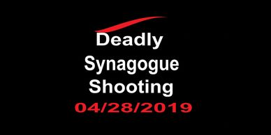 Chabad Synagogue Shooting Disaster Relief Charity Donate! Charity Organization 501 c3