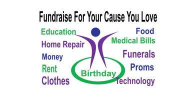 Fundraise For Any Cause You Love