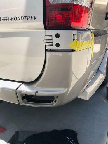 Mobile scratch repair