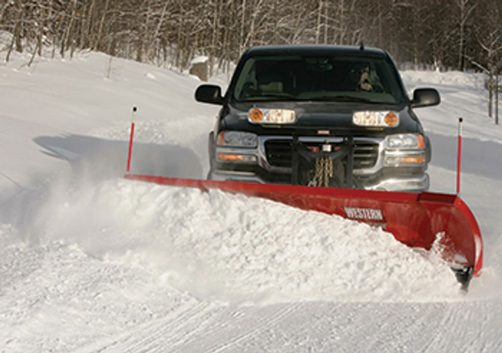 LawnMark Snow removal service provides seasonal residential snow plowing and commercial snow plowing
