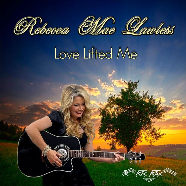 Rebecca Mae Lawless's new cd Love LIfted Me is now available.