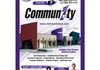 Full Page Magazine Ad for Community First National Bank