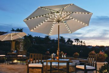 light up patio umbrella