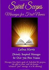 Author Lahna Harris & Spirit Scopes can be found at Mama Ruby's shows.