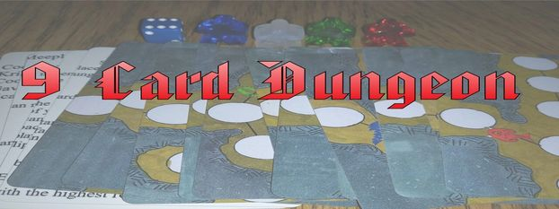 Banner add for 9 Card Dungeon