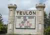 "Teulon - Castle Sign - next to museum on Hwy 7 south end of town GPS: 50°22'52.1""N 97°15'10.9""W"