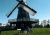 "Steinbach - Windmill - at Mennonite Historical Museum north end of city GPS: 49°33'05.6""N 96°41'04.4""W"