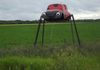 "Ste Rose du Lac - Lady Bug Volkswagen - west of side of Hwy 5 on next road after auction Mart GPS: 51°01'20.5""N 99°30'02.6""W"