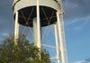 "Flin Flon - Grey Bucket Water Tower #2 - Canning Dr. turn up hill one block on Cook St. GPS: 54°46'08.7""N 101°51'18.0""W"