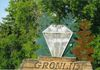 "Gronlid - Diamond - south town entrance on Hwy 6 just past curve GPS: 53°05'56.8""N 104°27'54.9""W"