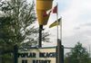 "XX - Wakaw Lake - Ice Cream Cone – in front main entrance to lake on north side of Hwy 41 GPS: 52°38'18.4""N 105°39'17.6""W - 2018"