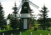 "Edam - Windmill - east side of Hwy 3 across the road from town GPS: 53°11'10.3""N 108°45'46.9""W"