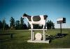"La Broquerie - Holstein Cow - end of Hwy 52 & Principal St GPS: 49°31'03.6""N 96°30'39.9""W"