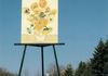 "Altona - Painting on an Easel, Largest - 10 Ave & Industrial D north town entrance GPS: 49°06'39.7""N 97°33'03.6""W"