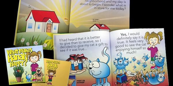 Childrens Book by The CoolSeagull