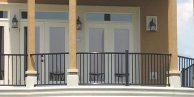 Balcony inspection, porch inspection, survey homes condition, general home inspection, foundation