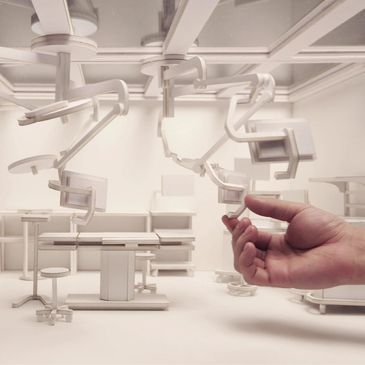 Alexander Langerman operating room design design-thinking prototype surgery surgical