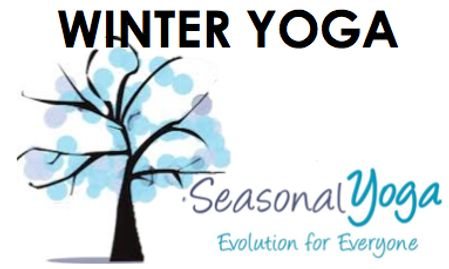 A winter seasonal yoga flow from Julie Hanson to the Seasonal Yoga Academy