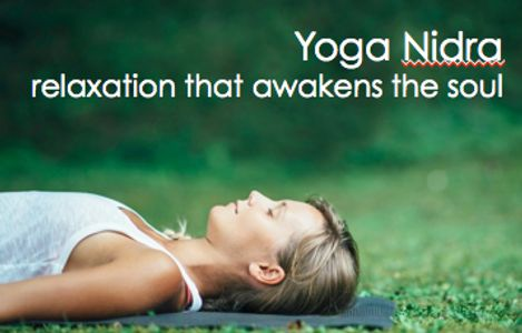 Yoga Nidra available on Arran