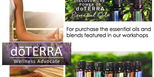 Doterra Essential Oils and yoga on Arran