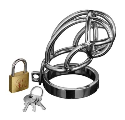 Captus Chastity Cage by Master Series