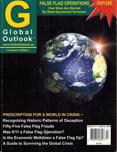Cover of Global Outlook's Issue number 13