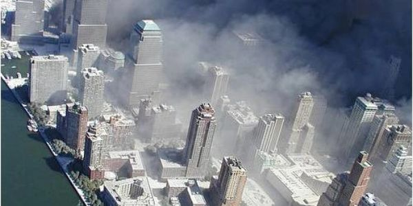 Image taken September 11, 2001