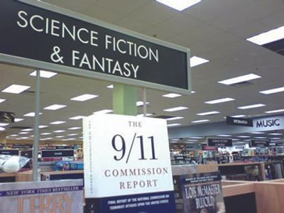 The 9/11 Commission Report on sale at a bookstore near you.
