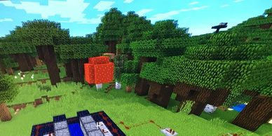 Learn to mod Minecraft with your friends.