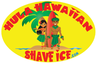 Hula Hawaiian Shave Ice