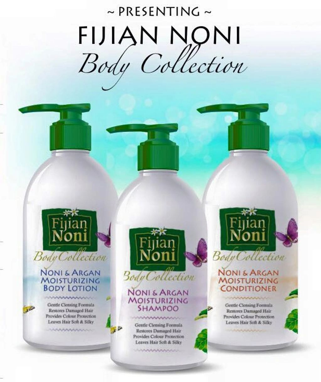 Noni Body Lotion.