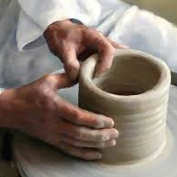 We are the clay, you are the potter; we are all the work of your hand.  Perfect in His sight.