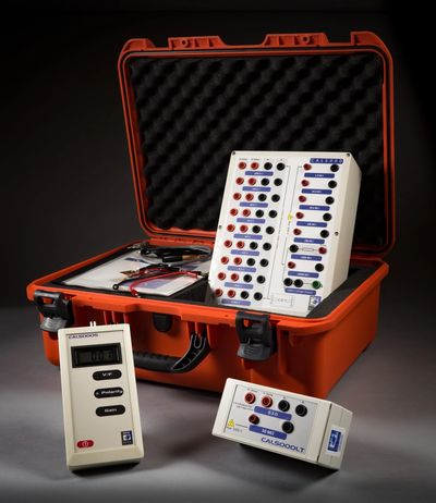 CAL5000 Kit for calibration verification of electrical test equipment
