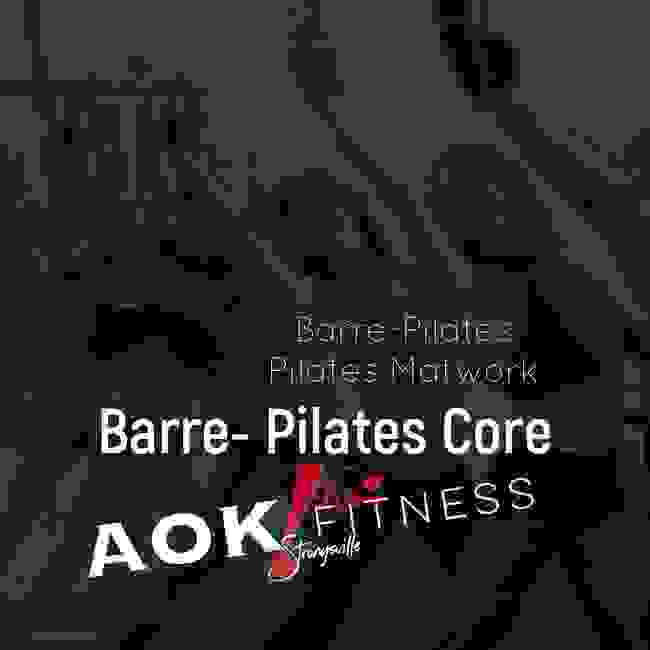 Barre-Pilates Classes at AOK! Fitness in Strongsville