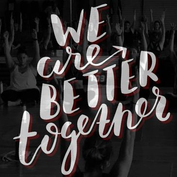 We are better together at AOK! Fitness