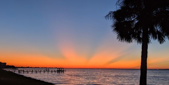 Pensacola Florida Sunrise