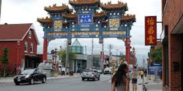 Chinatown in Ottawa and Little Italy marketing