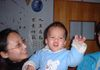 2004 TAIAN: Baby boy at orphanage