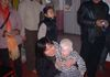 2004 JINAN: Orphan gets hug from the amazing translator