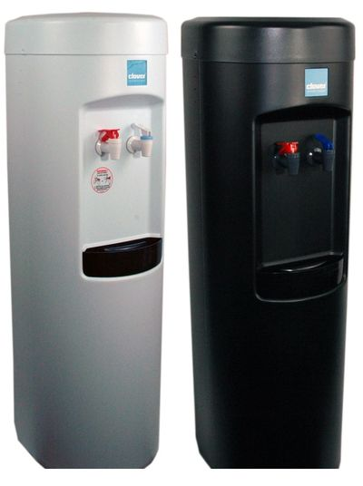 Water cooler w/ UV lights