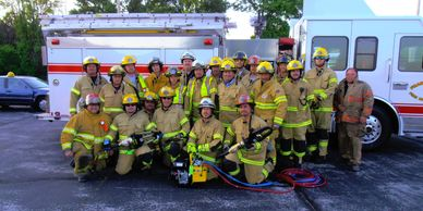 The Frankenlust Fire Department was started in 1976. We are currently staffed with 20 firefighters!