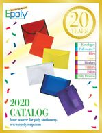 Poly Stationary, PolyWeave, Envelopes, Files, Cases, Binders, Folders, Folios, Poly Promos,