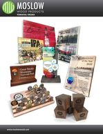 Custom Wood Awards, Wood Frames, Hospitality, Desktop, Holiday & Gift, Boxes, Plaques, Trophy Bases,