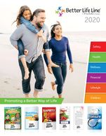 Better Life with Coloring Books & Brochures:  Health, Safety, Wellness, Financial, Children