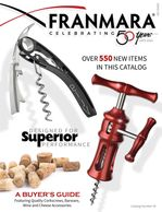 WINE: Corkscrews, Wine Accessories, Wine Glasses, Wine Coolers, Wine Carriers, Cheese Accessories,