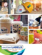 Labels, Foil Stamps, Special Effects, Tech Decals, Laser Cut, Window Decals, Mailing Labels,